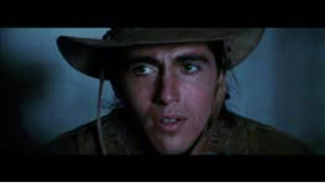 "Sarain Stump as Napoleon Royal in the film ""Alien Thunder,"" 1973"