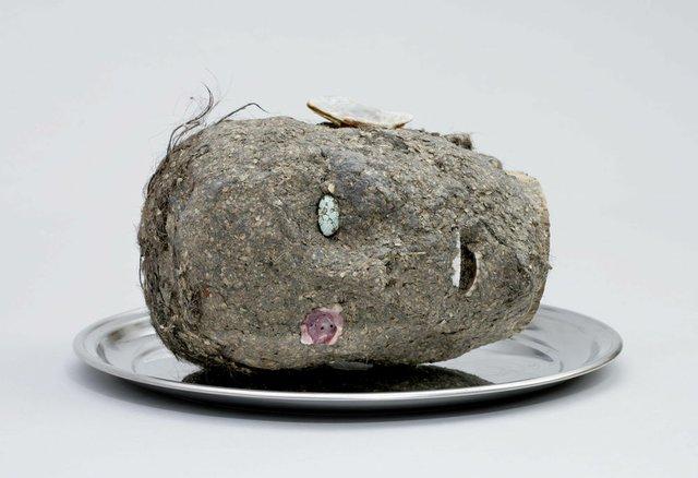 "Jimmie Durham, ""Head,"" 2006"