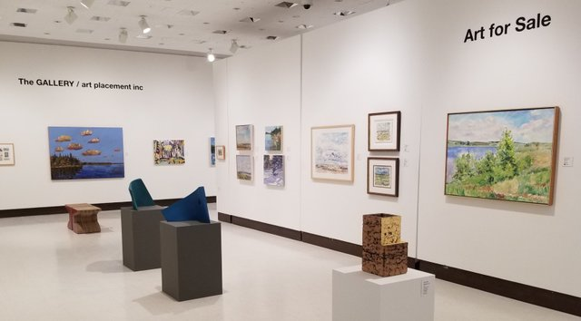 "Art Gallery of Swift Current, ""Art for Sale,"" 2018"