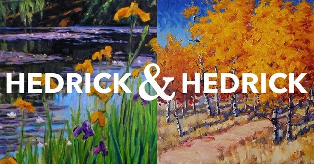 Hedrick & Hedrick at Hambleton Galleries