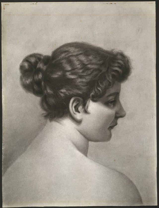 "Emily Carr, ""Self-Portrait,"" circa1899"