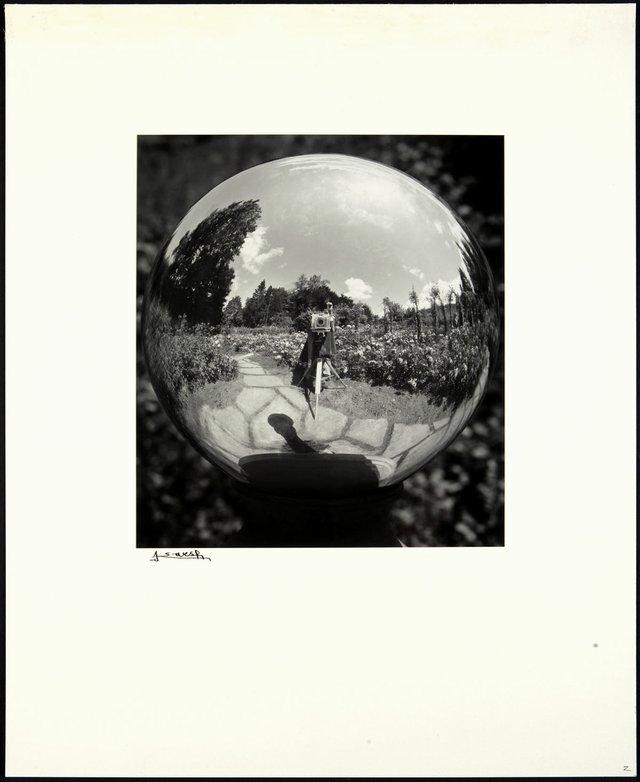 "Yousuf Karsh, ""Self-Portrait,"" 1956"