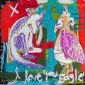 I Love you Eagle 48x48 $4320.JPG