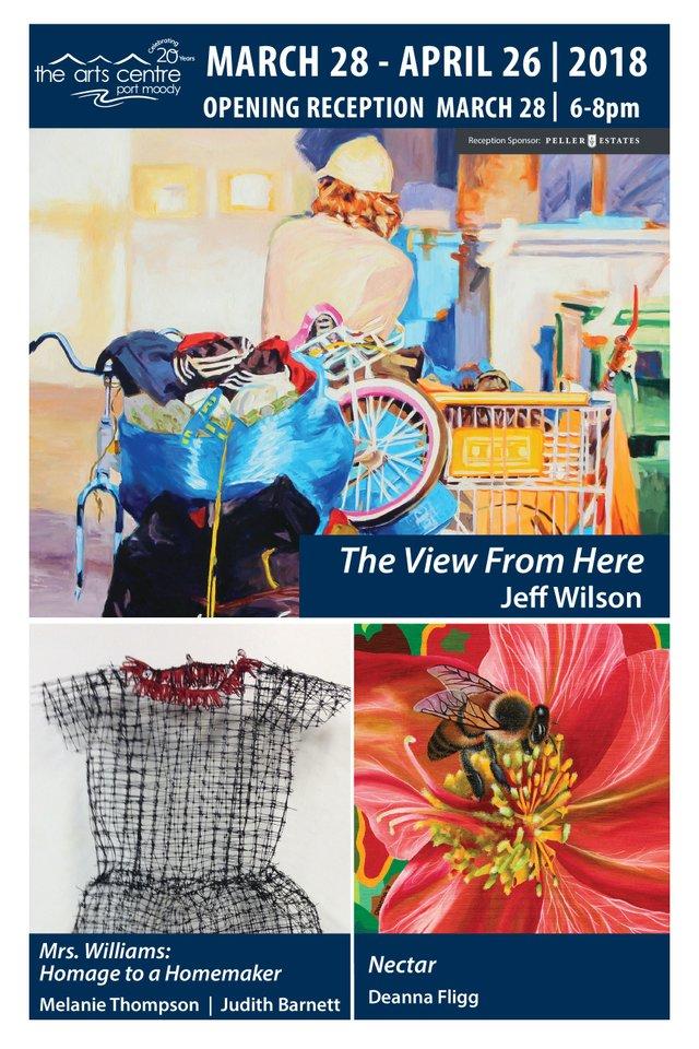 Jeff Wilson, Deanna Fligg, Melanie Thompson & Judith Barnett