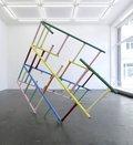 """Przemek Pyszczek, """"Playground Structure (Wedge),"""" 2015"""