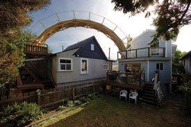 """""""Bridge (Backyard View)"""""""