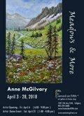 "Anne McGilvary, ""Meadows & More,"" 2018"