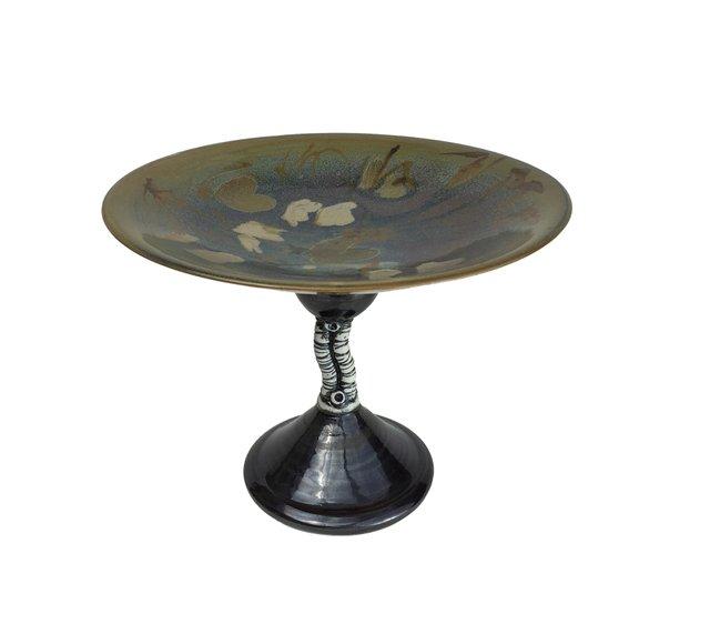 """Jack Sures, """"Pedestal Bowl,"""" 2016"""