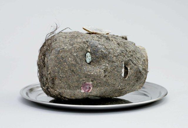 "Jimmie Durham, ""Head,""2006"