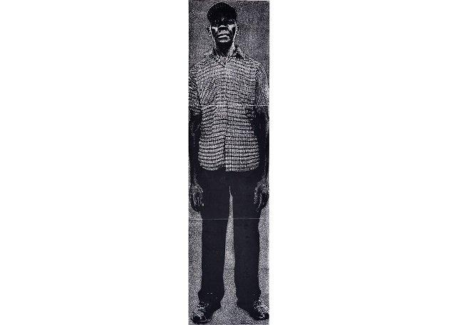 """Florin Hategan, """"Subject 06,"""" 2014"""
