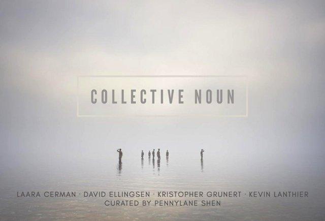 """Ian Tan Gallery, """"Collective Noun,"""" 2018"""