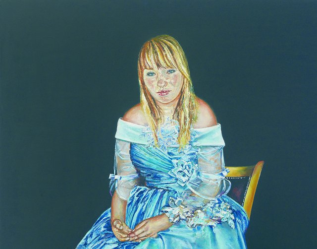 "Natalka Husar, ""Commissar's Daughter,"" 2007"