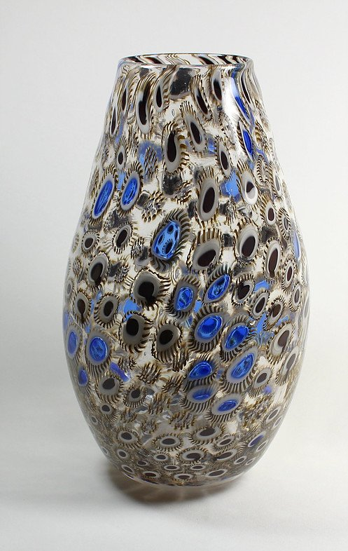 "Guy Hollington, ""Murrini Vase,"" nd"