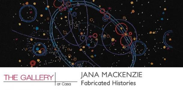 """Jana MacKenzie, """"Fabricated HIstories,"""" 2018"""