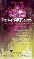 """Karen Lorena Parker, """"Parker Art Salon,"""" 2018"""