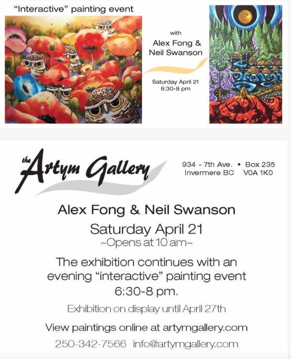 Alex Fong & K. Neil Swanson