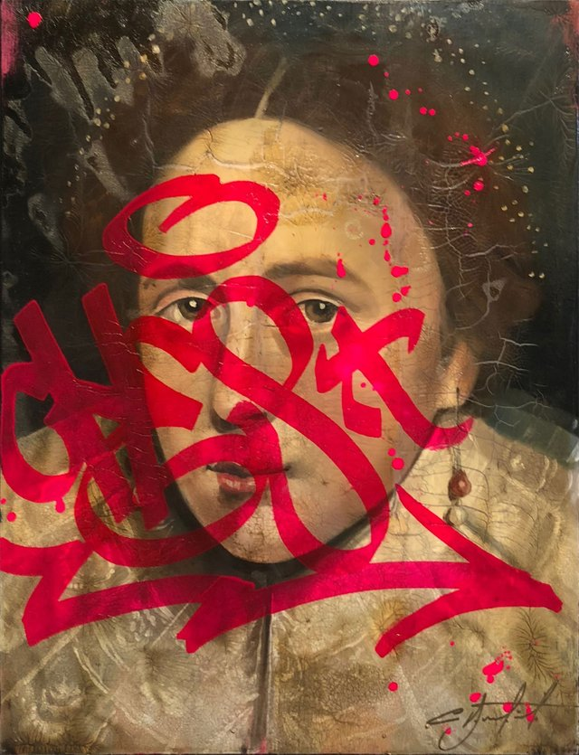 """Carl White, """"Succession,"""" 2018"""