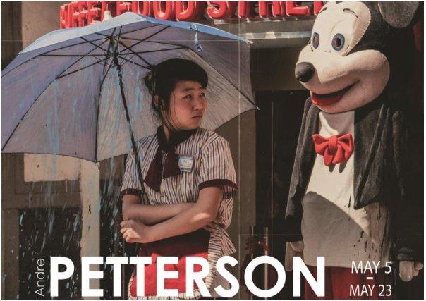 "Andre Petterson, ""Buffet Food Street,"" 2018"