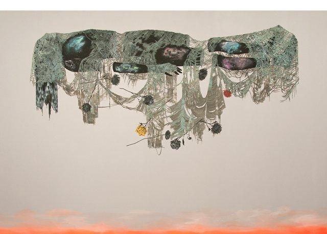 """Marigold Santos, """"Sublimation,"""" 2017"""