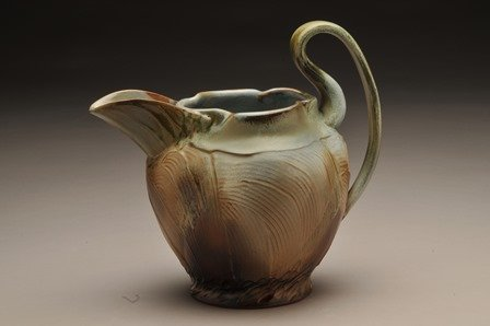 "Bradley Keys, ""Landscape Pitcher,"" nd"