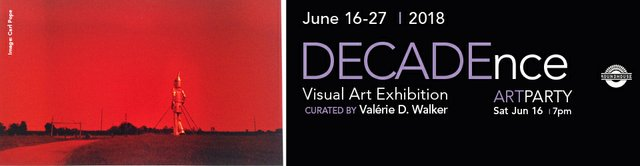 "Queer Arts Festival, ""DECADEnce,"" 2018"