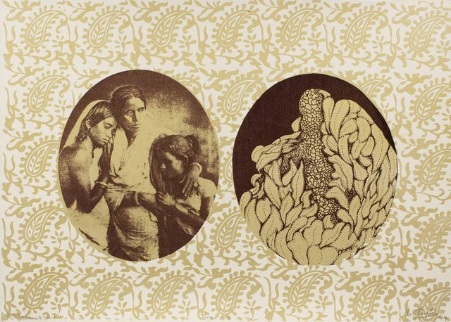 "Moutushi Chakraborti, ""Femme 4,"" 2013"