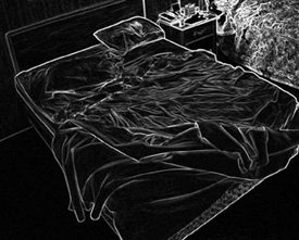 """Fifteen Restless Nights series - untitled"""