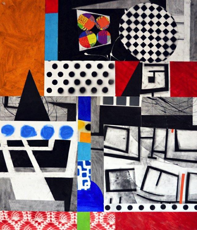"Robert Dmytruk, ""Drawing 107,"" 2018"