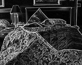 """Fifteen Restless Nights -untitled"""