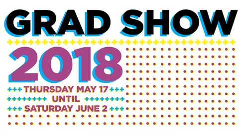 ACAD 2018 Grad Show