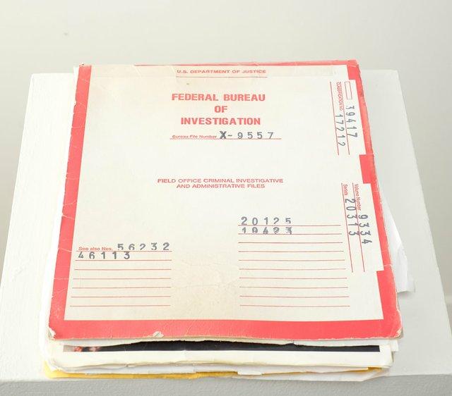 "The Making of the X-Files, "" FBI Folder,"" nd"