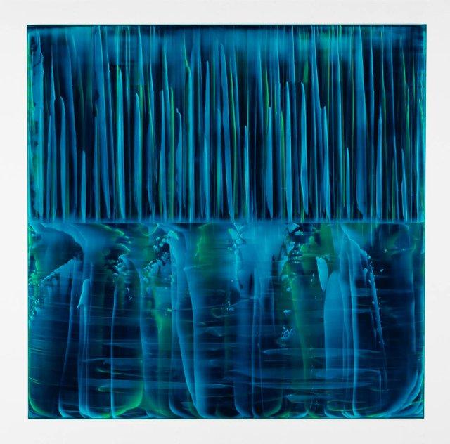 """James Lumsden, """"Reflex(2/18),"""" 2018"""
