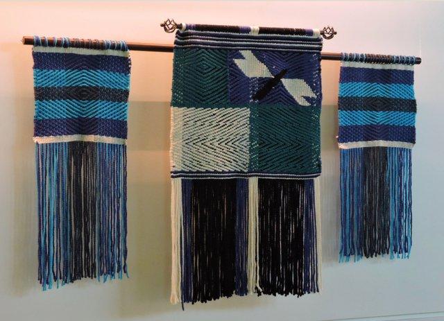 """Cheximiya, """"Wool Weaving,"""" 2018"""