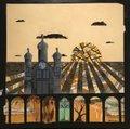 """Arthur Frank Oscar, """"Stained Glass Sun,"""" 2015"""