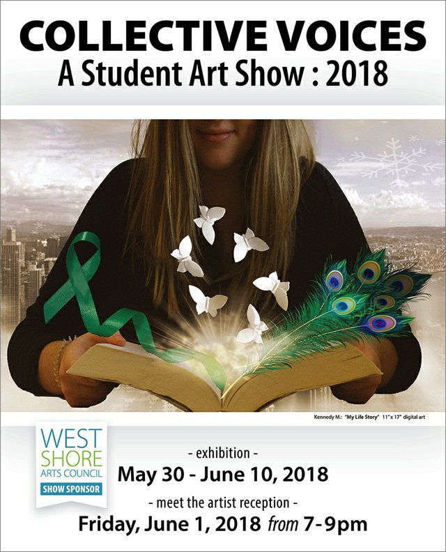 Collective Voices - A Student Art Show 2018