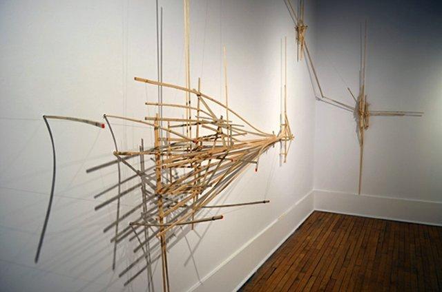 """Bruce Montcombroux , """"Liminal Demarcation,"""" 2018"""