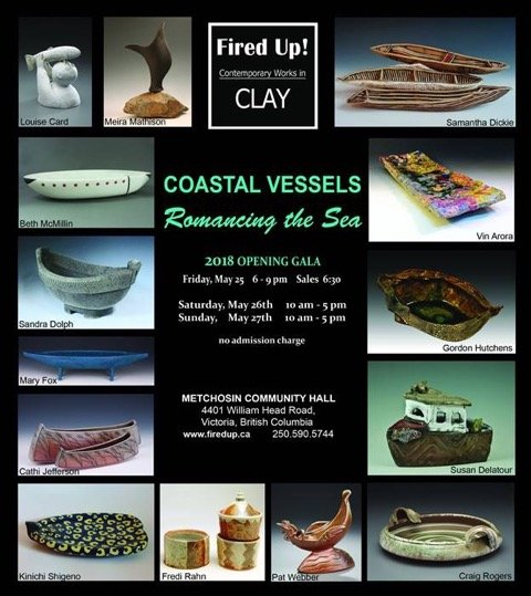 Coastal Vessels: Romancing the Sea 2018
