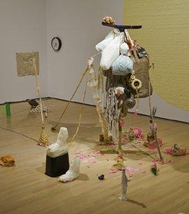 """""""Entrepreneur Alone Returning Back to Sculptural Form"""""""