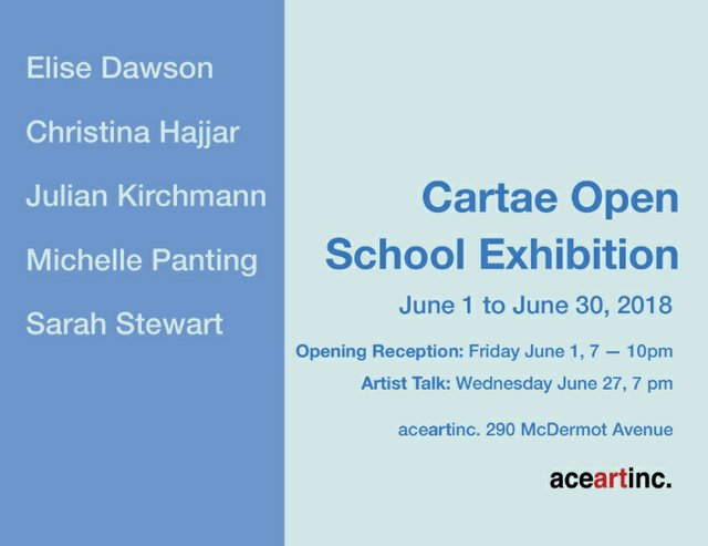 Cartae Open School 2017/18
