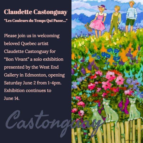 Claudette Castonguay