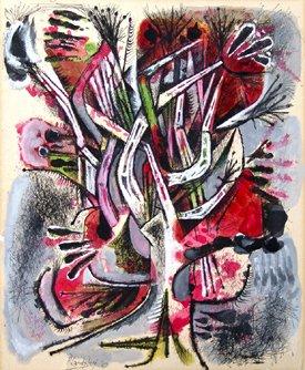 """Tree in Full Bloom"""