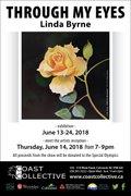 "Linda Bryne ""Gift from the Garden,"" 2018"