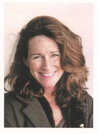 Sarah Milroy (photo by Fred Lum)
