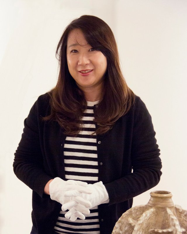 Kiriko Watanabe (photo courtesy of Jessica Gnyp, 2018)