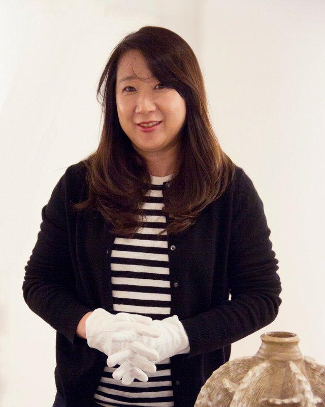 Kiriko Watanabe (photo courtesy of Jessica Gnyp, 2018)
