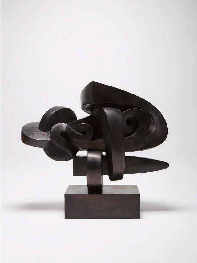 "Sorel Etrog, ""War Remembrance,"" 1961-1962"