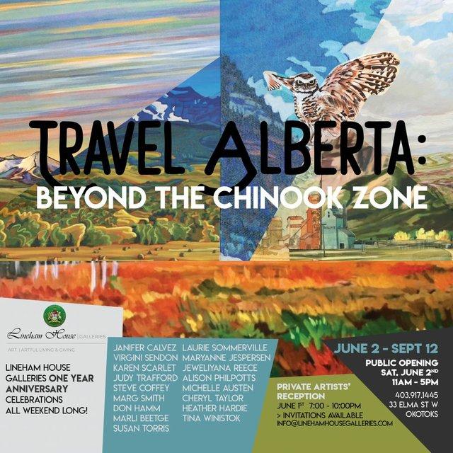 Travel Alberta: Beyond the Chinook Zone
