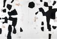 """Paul-Émile Borduas, """"Figures schématiques,"""" 1956"""
