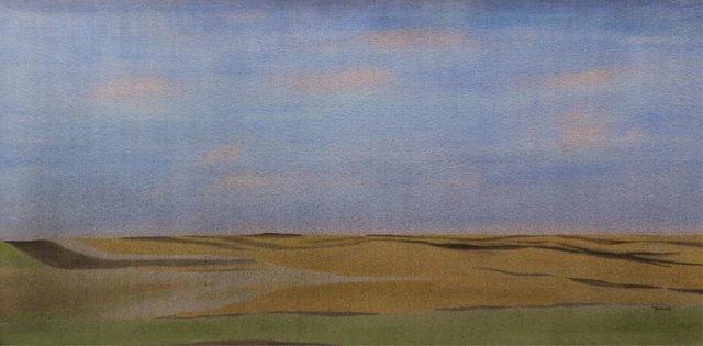 "Takao Tanabe, ""The Land, Banff Series,"" 1973"