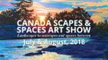 "Picture This Gallery, ""Canada Scapes & Spaces Art Show,"" 2018"